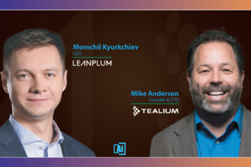 AiThority Interview with Mike Anderson (Tealium) and Momchil Kyurkchiev (Leanplum)