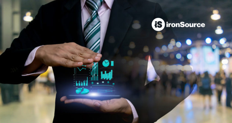 Mobile Marketer IronSource Gets $400 million Investment from CVC Funds