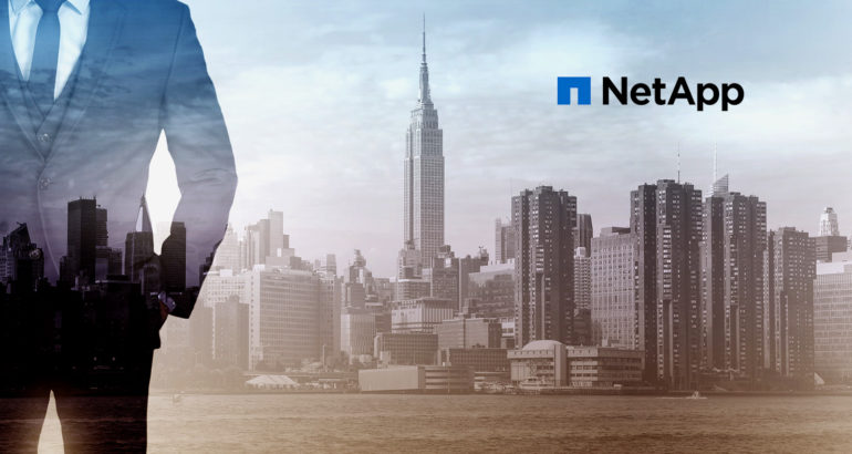 NetApp Appoints James Whitemore as SVP and Chief Marketing Officer