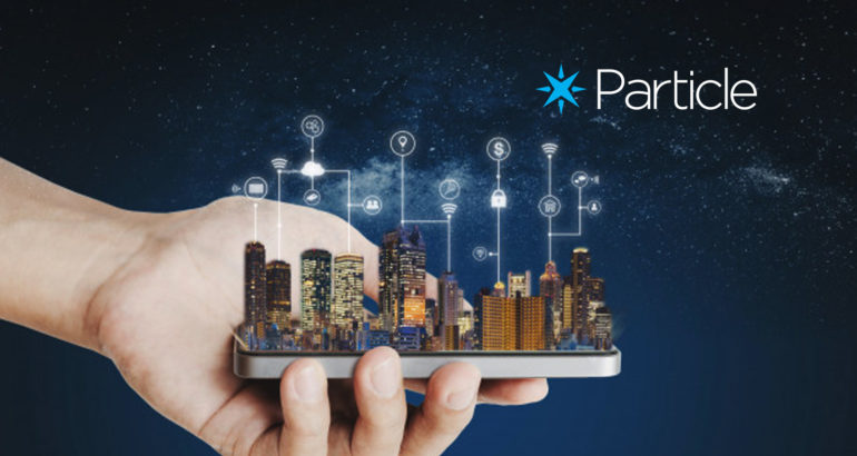 Particle Raises $40M Led by Qualcomm Ventures and Energy Impact Partners to Empower Traditional Industries and Drive Widespread IoT Adoption