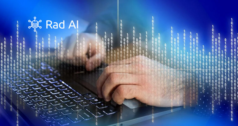 Rad AI Launches with $4 Million in Funding to Build Innovations in Radiology