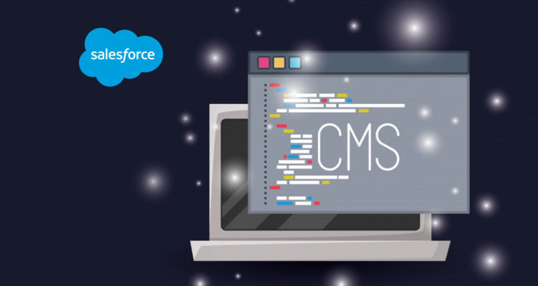 Salesforce Launches Its Own Content Management System