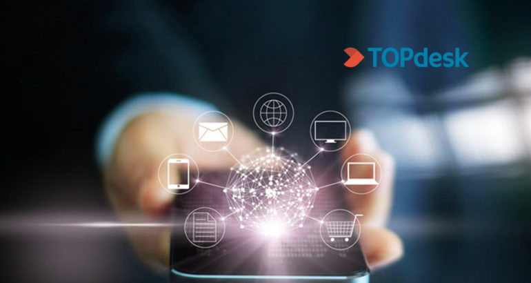 TOPdesk Recognized as a November 2019 Gartner Peer Insights Customers' Choice for It Service Management Tools