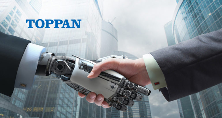 Toppan and D-ID Sign Strategic Partnership Agreement