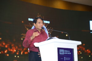 """""""While We Welcome AI, We Should Also Realise Its Implications and Consequences"""", Says Suresh Prabhu at World AI & RPA Show"""