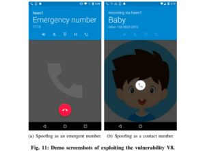 Vulnerability 7: Caller ID Spoofing Due to Mis-Parsing '&'