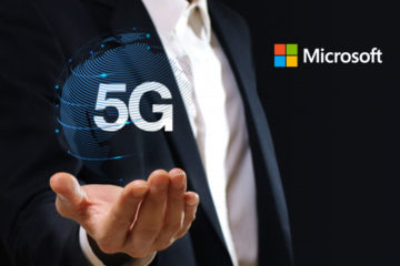 AT&T Integrating 5G With Microsoft Cloud to Enable Next-Generation Solutions on the Edge