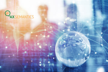 AX Semantics Launches Globally to Automate Content Generation for the Digital Age