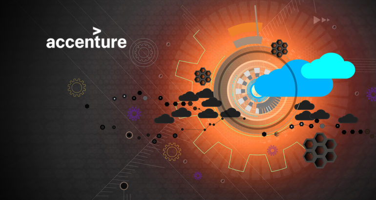 Accenture Launches Cloud Native Solution to Help Clients Innovate New Products and Services Using the Public Cloud
