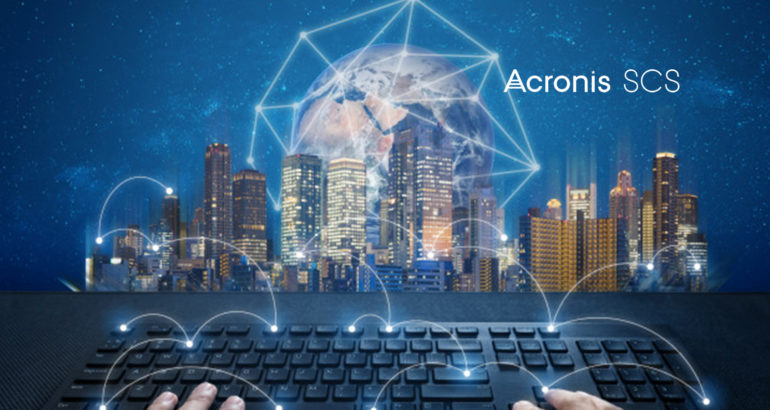 Acronis SCS Releases Hardened Backup Solution Purpose Built for Air Gapped Networks