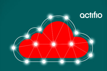 Actifio Advances Its Cloud-Centric Software Platform with Actifio 10c, Raising the Bar for Hybrid & Multi-Cloud Copy Data Management