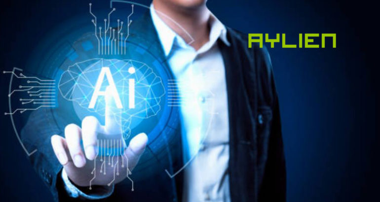 Aylien Raises €5 Million to Identify and Analyze Risk Events in Real-time in the Financial Services and Risk Intelligence Space Using AI