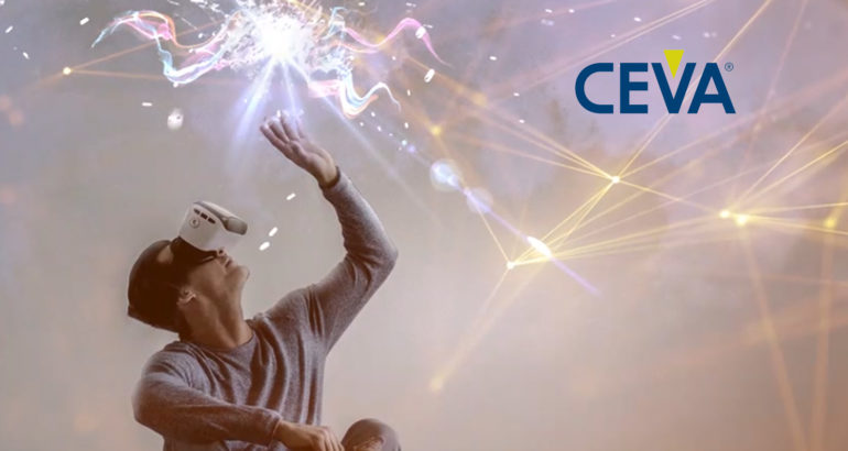 CEVA Puts Intuitive Motion Control in the Palm of Your Hand with New Sensor Fusion Solution for Consumer Handheld Devices