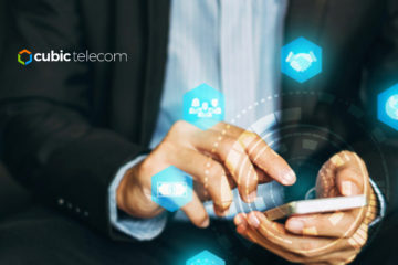 Cubic Telecom named Niche Player in Gartner Magic Quadrant for Managed IoT Connectivity Services Worldwide