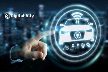 Digital Ally, Inc. Announces New Patent For Capturing Vehicle Identification Markings For Law Enforcement