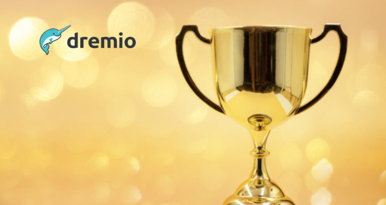 Dremio Recognized for Product Innovation and Leadership with Recent Industry Awards