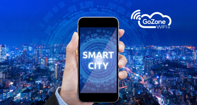 GoZone WiFi Enhances Digital Advertising for Retail, Large Public Venues, and Smart Cities