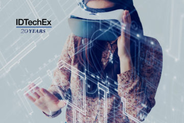 IDTechEx Research: The AR, VR and MR Market is Estimated to Be Over $30Bn by 2030