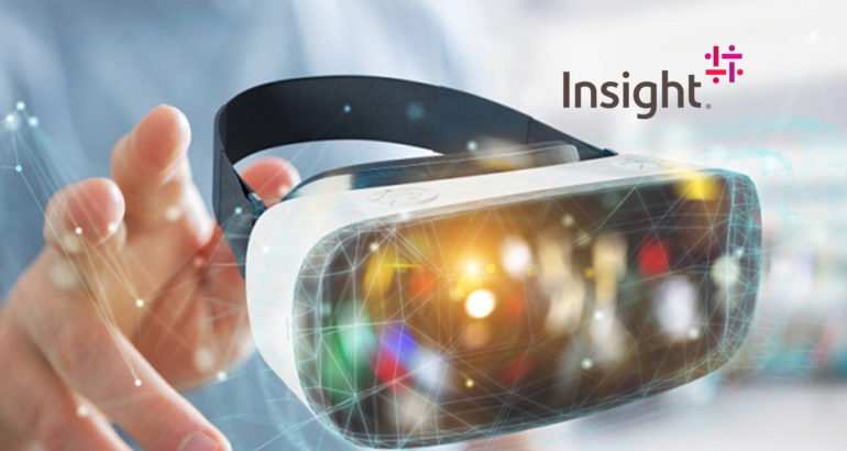 Insight Takes Pediatric Patients from Around the Globe on Virtual Reality Sleigh Ride with Santa
