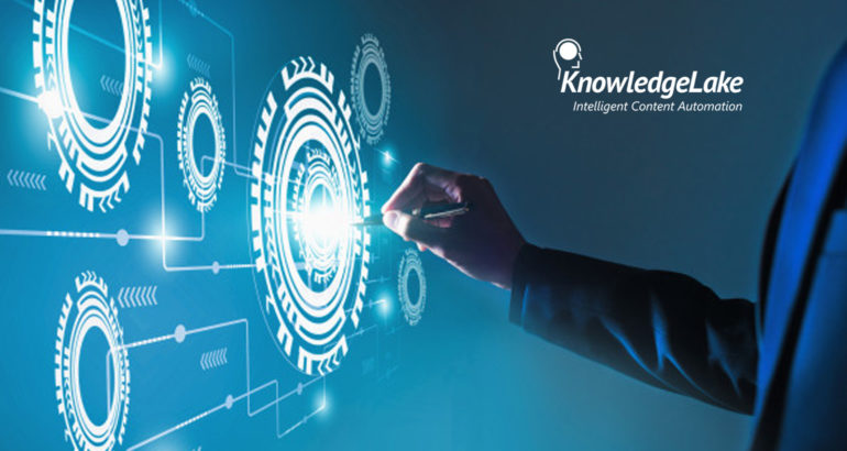 KnowledgeLake Named in 'Top 10 RPA Companies' by Insights Success