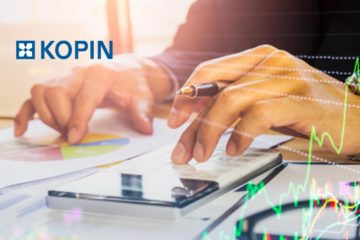 Kopin Corporation Names Experienced Executive Vice President of Operations