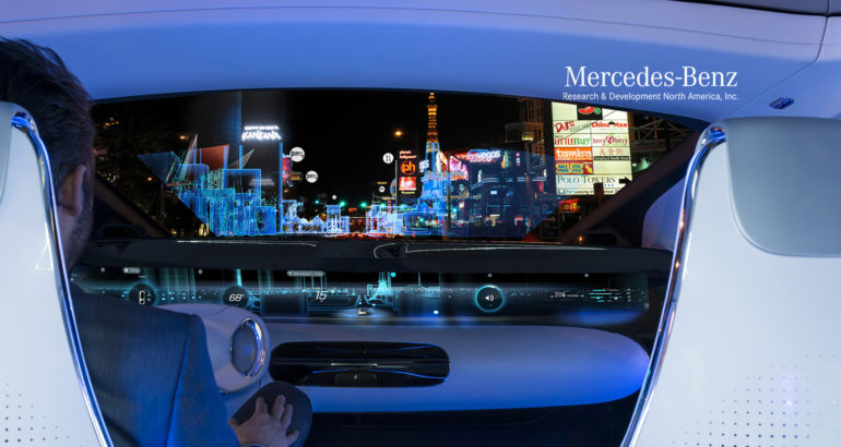 Mercedes-Benz and Bosch Start San José Pilot Project for Automated Ride-Hailing Service