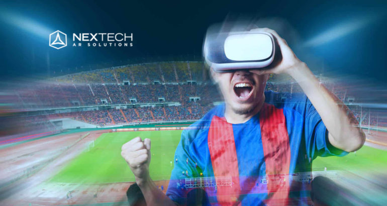NexTech AR to Launch Revolutionary 3-D Augmented Reality App