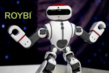 ROYBI Showcases Revolutionary Language Learning Robot For Children at CES 2020