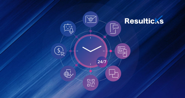 Resulticks Holiday Retail Report: Three out of Five Shoppers Check Prices Online While Shopping In-Store