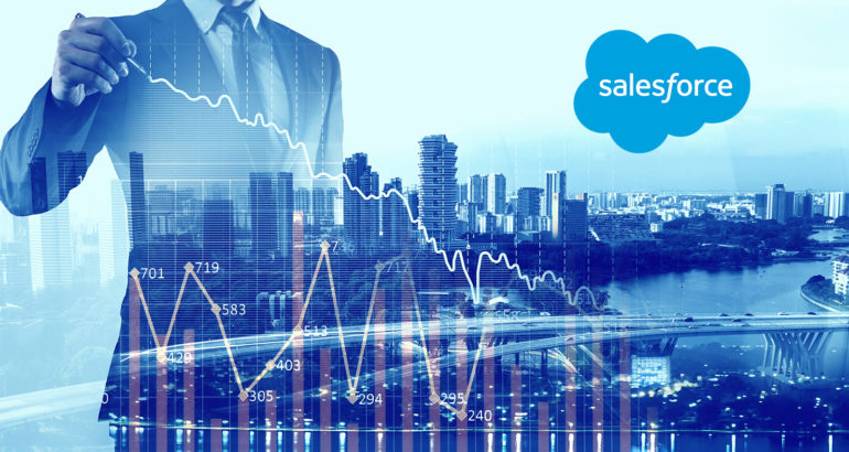 Salesforce Announces Record Third Quarter Fiscal 2020 Results