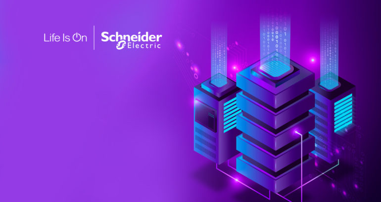 Schneider Electric Announces Industry's First Integrated Rack with Immersed, Liquid-Cooled It for Data Centres