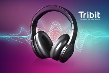 Tribit Will Launch Its First ANC Headphones at CES 2020, With More New Portable Audio Products