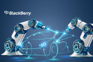 WM Motor Chooses BlackBerry to Power Next Generation Vehicles