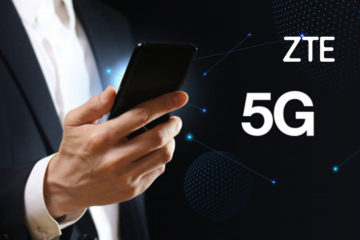 ZTE Announces a New 5G Axon Smartphone Compatible with SA/NSA Modes