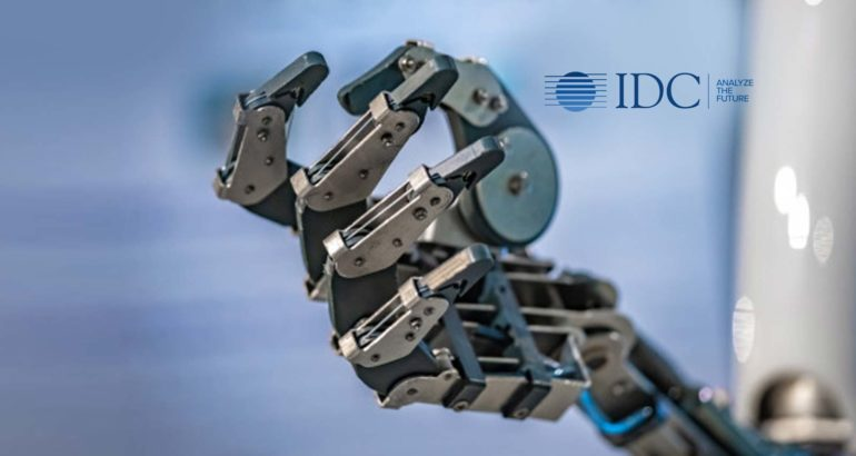 A New IDC MarketScape Assesses Ten General-Purpose AI Software Platform Providers