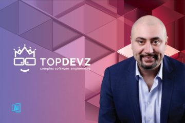 AiThority Interview with Ashkan Rajaee, CEO at TopDevz