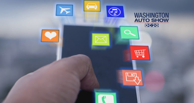 Auto Tech Startup Leaders to Speak at Washington Auto Show Media Day on Jan. 23