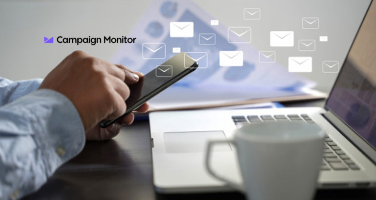 Campaign Monitor's Newest Report Shows Email Marketing Engagement Grew in 2019