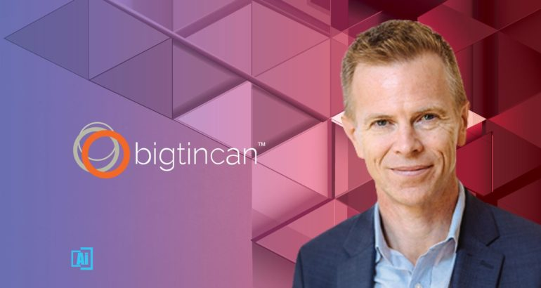 AiThority Interview with David Keane, CEO at Bigtincan