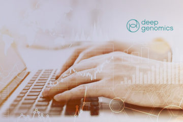 Deep Genomics Raises $40 Million in Series B Financing