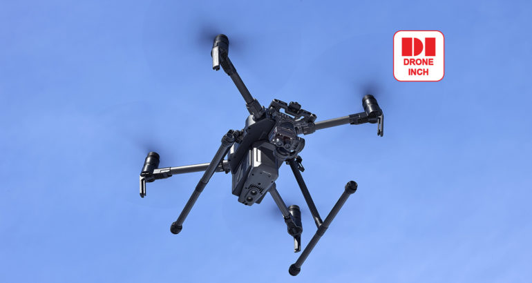 DroneInch Introduces Industry's First Carrier-Class Drone Operations Management Platform