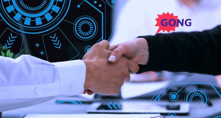 Gong and Sandler Training Partner for Measurable, Data-Driven Sales Learning Programs