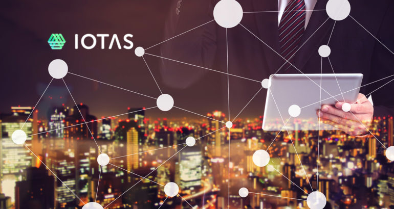 IOTAS Hires James Johnson, Former VP of RealPage, to Lead Engineering, Product, and Partnerships