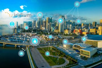 Iridium CloudConnect Goes Live, Extending IoT on Amazon Web Services Globally