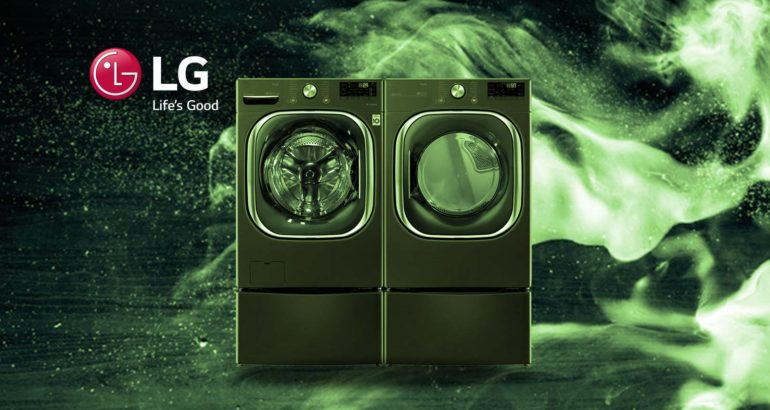 LG Introduces Next Generation of Laundry With New AI-Powered Washer