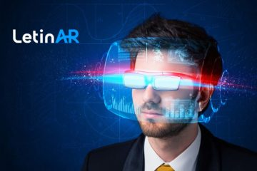 "LetinAR Breaks Down Technical Barriers of AR Optics Again With ""PinMR™ 2020"" in CES 2020"