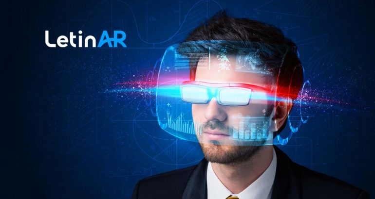 """LetinAR Breaks Down Technical Barriers of AR Optics Again With """"PinMR™ 2020"""" in CES 2020"""