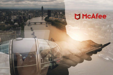 McAfee Names Peter Leav as Chief Executive Officer