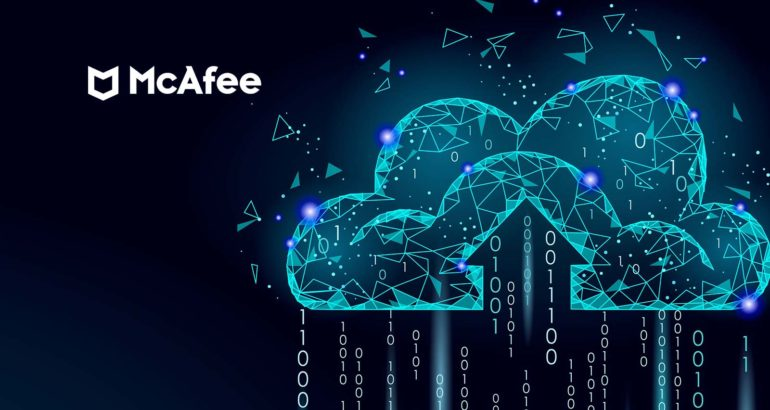 McAfee Report Demonstrates That Data Is Widely Dispersed in the Cloud Beyond Most Enterprise Control