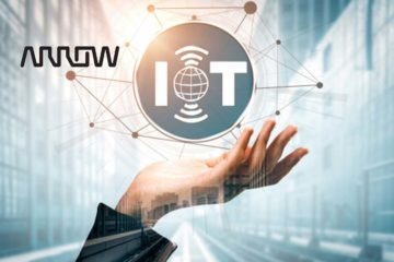 Microchip and Arrow Electronics Announce Collaboration on Edge IoT Security